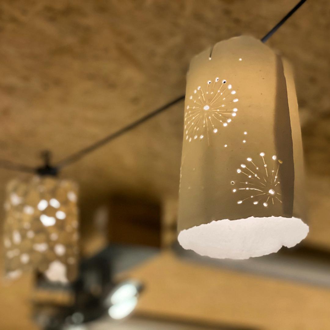 Atelier-K! sfeerbeeld lampion